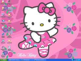 Hello Kitty by berrylaura