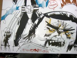 Fuck Magneto by JimMahfood-FoodOne