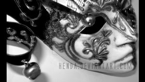 The Mask by Henda