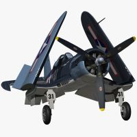 F4U Corsair by Emigepa