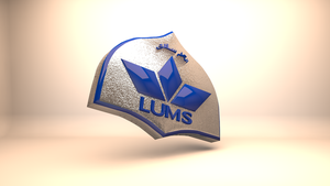 New LUMS Logo by musanajam11