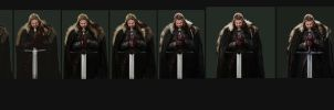 Making of Eddard Stark by jasonlan