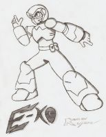 E-ko (Finalized) by Reploid-Man