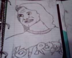 'Rowdy' Roddy Piper by beartic9871