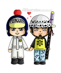 PengLaw | Baby Chibis by Wings-chan