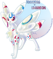 Togekiss X Umbreon [closed] by Seoxys6