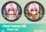 +Final Fantasy XIII Buttons+ by Kiriye