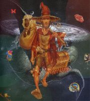 And Rincewind Marches On.... by Negdaen