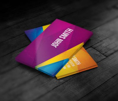 Business Card 15B Series by josemikhail