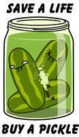 Save the Pickles by Nashiil