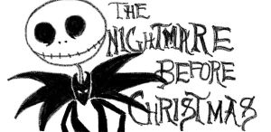 The Nightmare Before Christmas by marichan26
