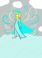 melissa as elsa from frozeb by xthehedgehog1997