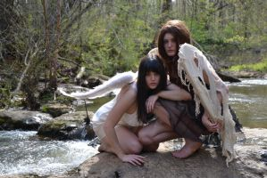 Fallen Angels 2 by FOVDPhotography