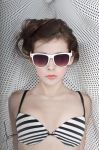 Dots, stripes and glasses by armene