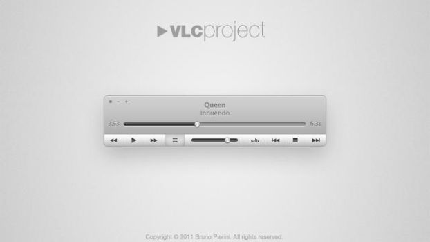 vlc project by Nemed