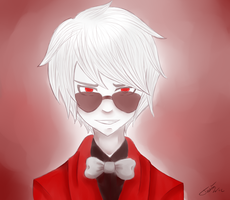 Dave Strider by HetaliaFanatic