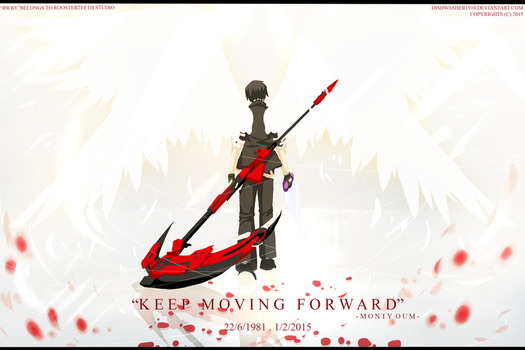 In Memory : A Tribute to Monty Oum by dishwasher1910