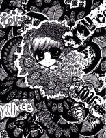 :YOU-cee: The Flowery Collage by YOU-cee