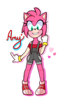 Young Ames (Sonic Boom) by PokesThePocky