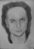 Paul Landers by TBS1108