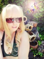 Cosplay Sheryl Nome (Summer Session) 2 by SaFHina