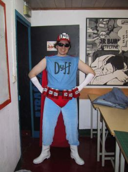 The True Duffman by DuFfMaNRed