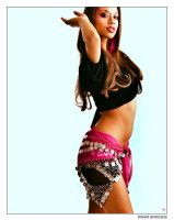 more Lais belly dance by jbidewell