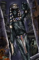 Curse Of The Mummy by IgnisSerpentus