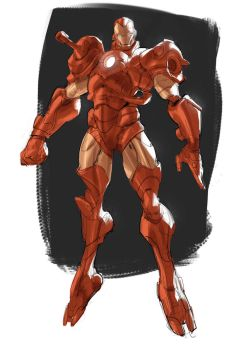 Iron Man by Ramonn90