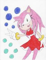 Older Amy Rose by BlueSpeedsFan92