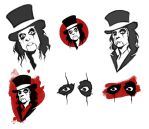 Alice Cooper by AgarthanGuide