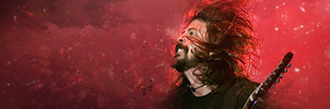 Dave Grohl by TGTrigger