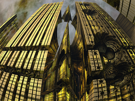Sky Scraping by Gipgm2