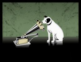 His Master's Voice by Thykka