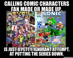 Archie character haters by Psyco-The-Frog