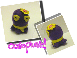 [C R A F T S ] Octoplush by Ceieo