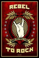Rebel to Rock by CamelE