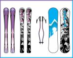 Ski Accessories by houssamica