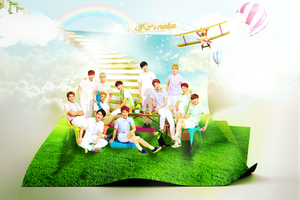 06072014 EXO IVY CLUB Wallpaper manipulation by Kr137