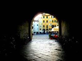 Piazza Anfiteatro by Hal1313
