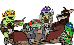TMNT 2012 - Get Better Sensei by Manda-of-the-6