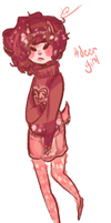Deer Girl adopt!CLOSED by hanecco