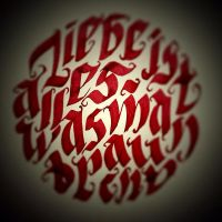 Liebe by cube93