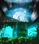 Atrium and Airlock by duster132