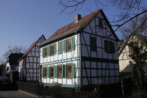 Half-timber house ( 2 ) by UdoChristmann