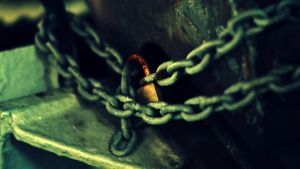 Locked Chain by NovaFlux