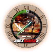 Just-Cause 2 Clock 1.1.1 by drakullas