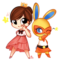 ACNL Commission 8 by OMGProductions