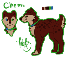 Chemi Reference Sheet by Kama-ItaeteXIII