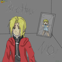 AT ::Cold Mirror:: by PikaIsCool